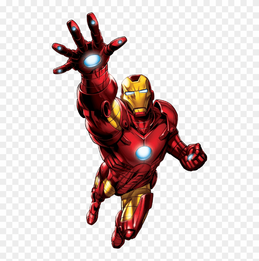 Iron Man clipart for kids