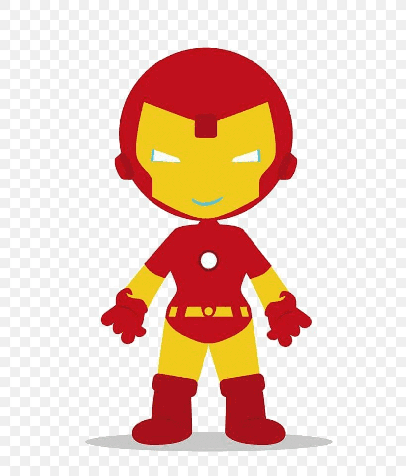 Iron Man clipart free download