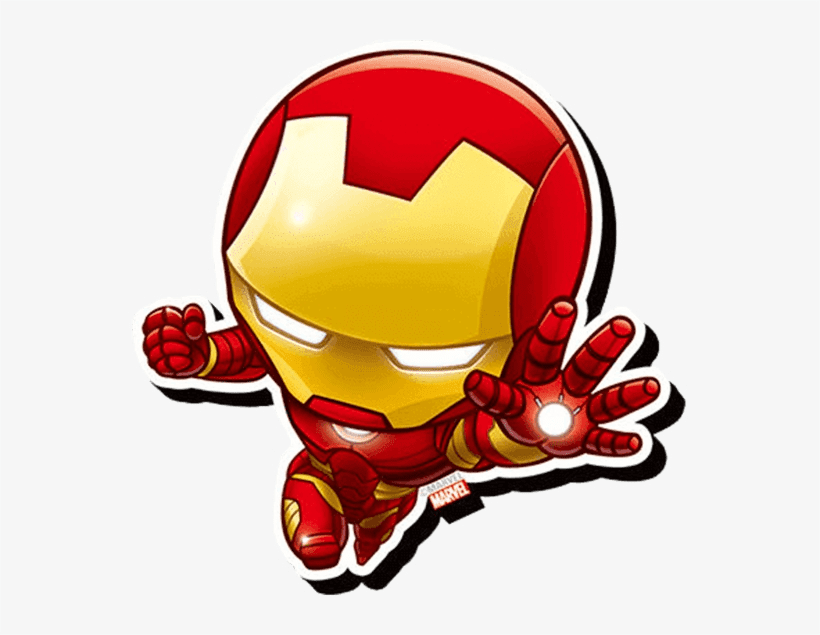 Iron Man clipart free for kid