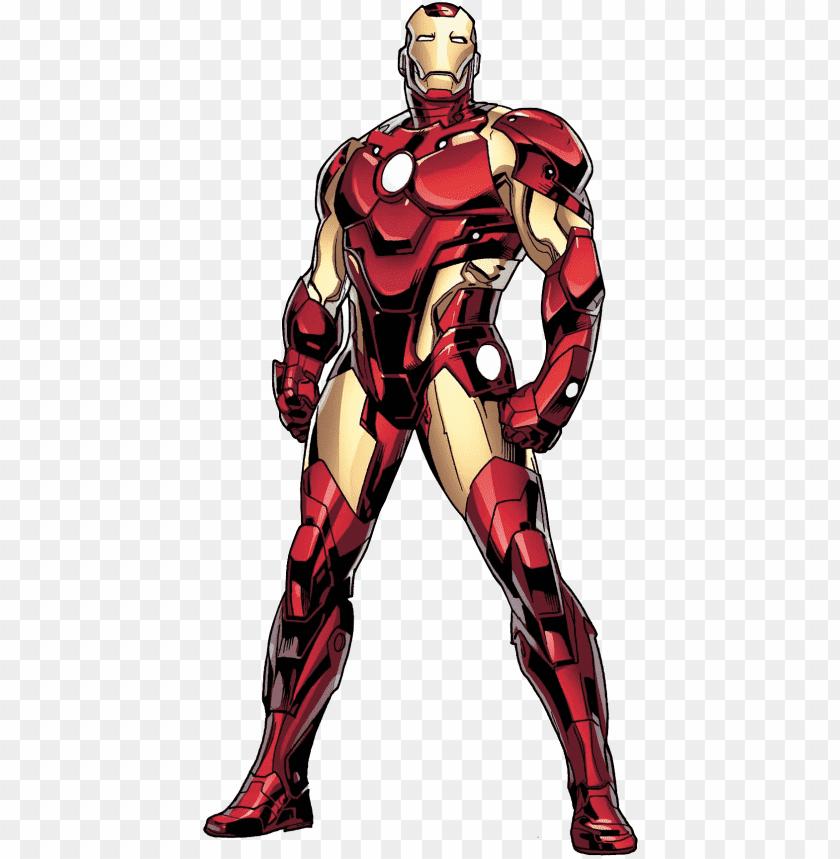 Iron Man clipart free image