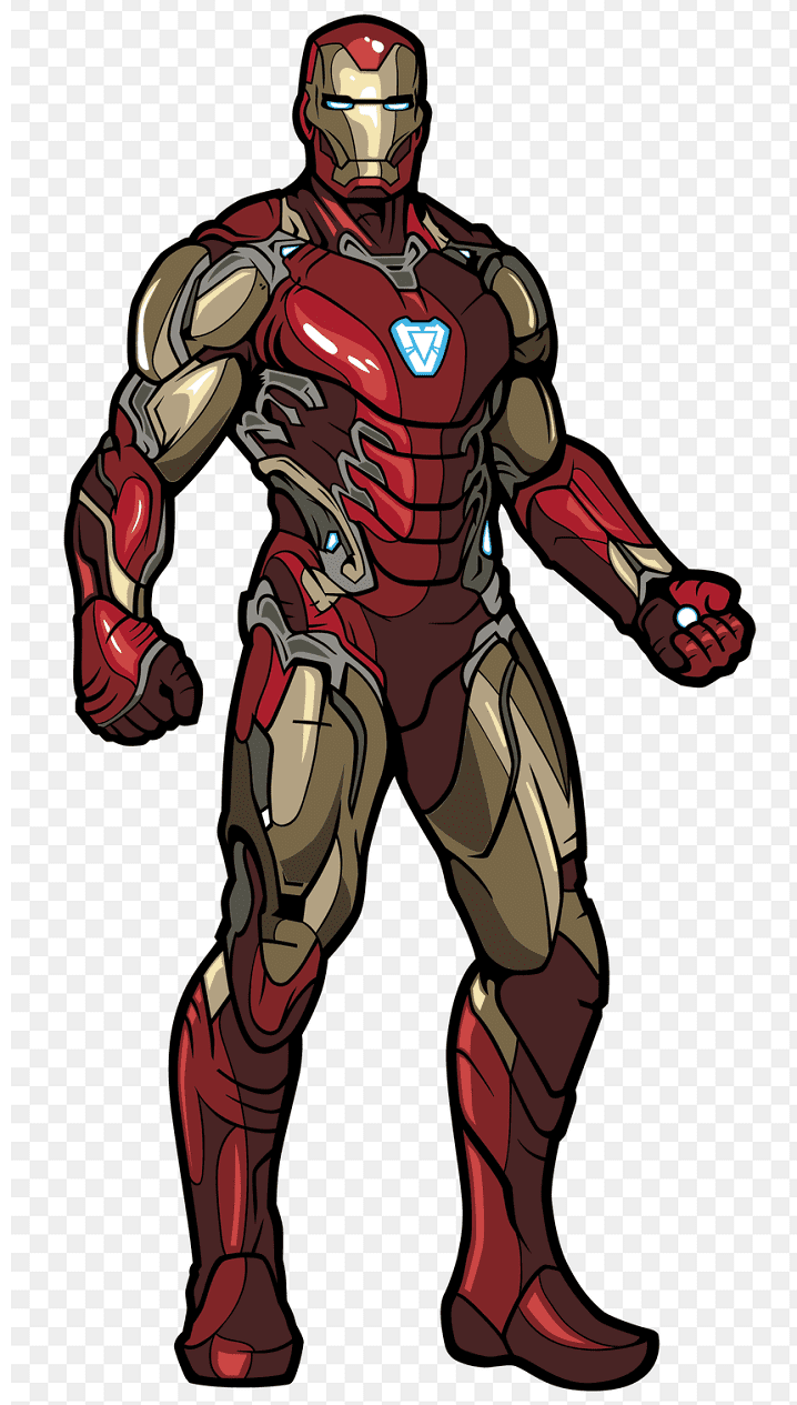 Iron Man clipart free images