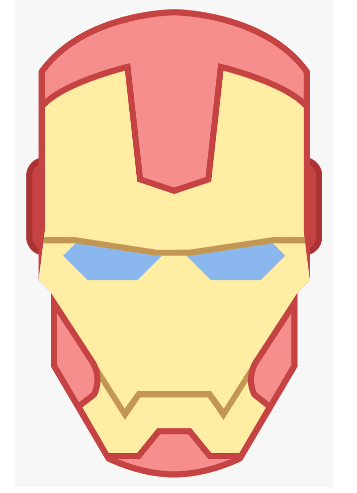 Iron Man clipart free picture