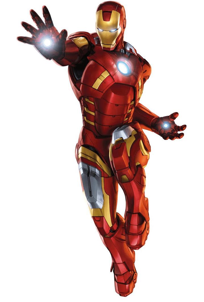 Iron Man clipart free