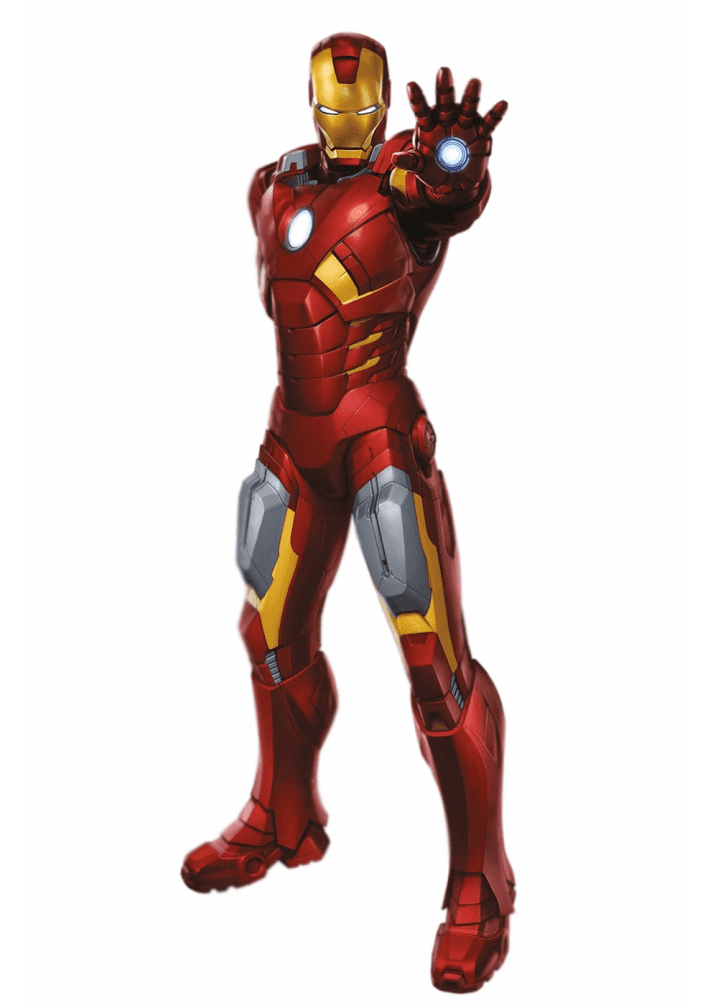 Iron Man clipart picture