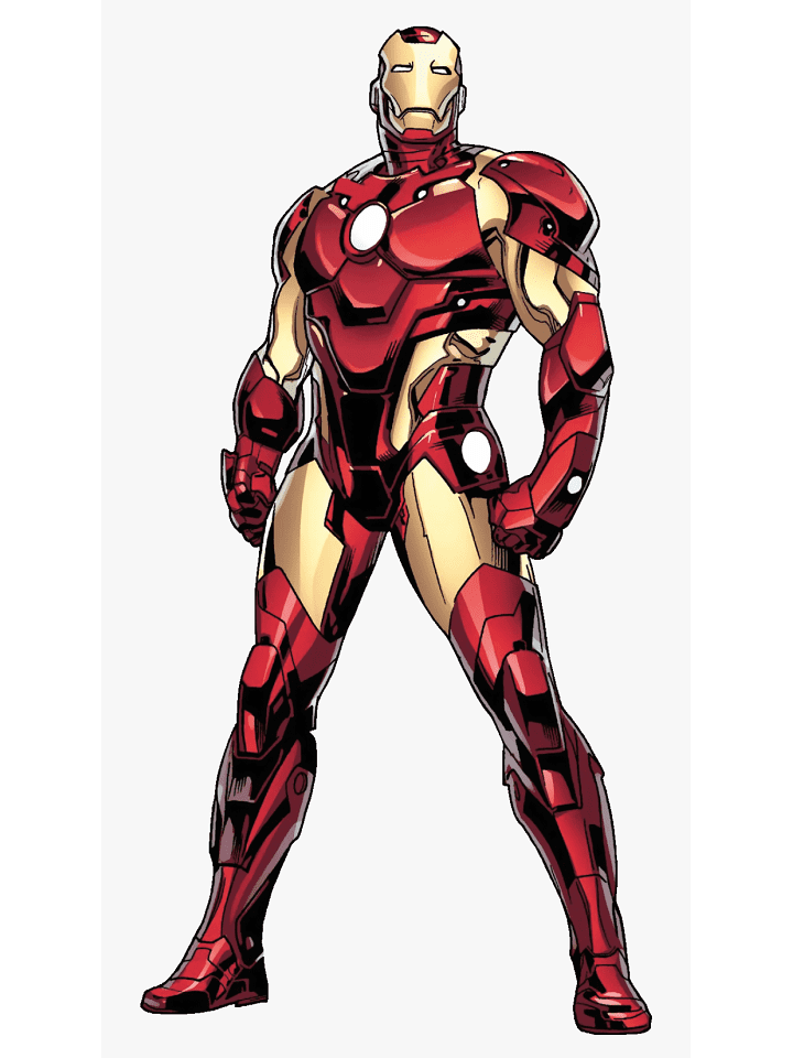 Iron Man clipart png 2