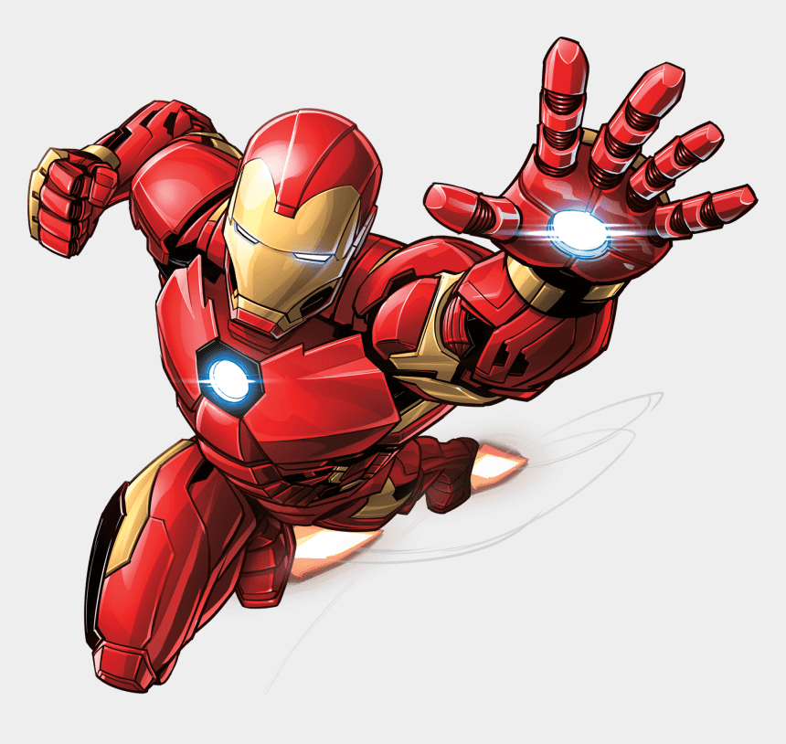 Iron Man clipart png 8