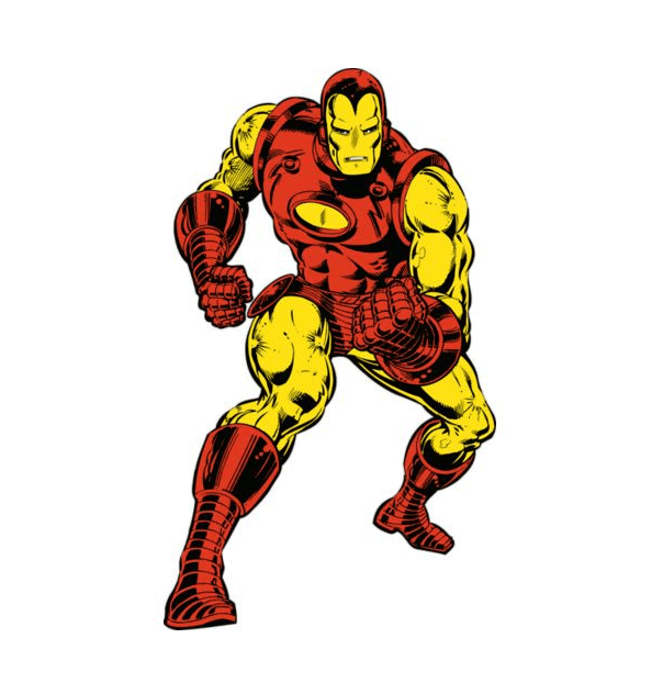 Iron Man clipart png 9