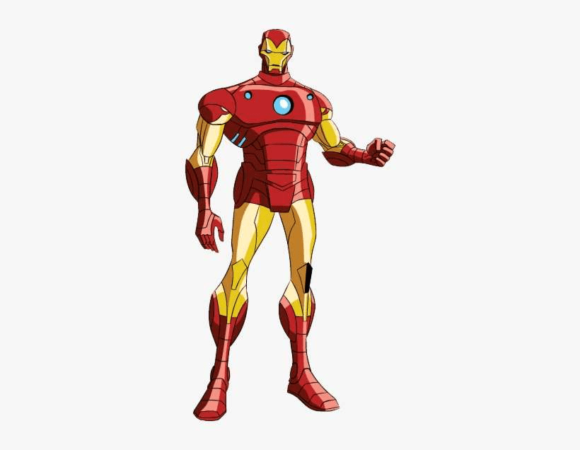 Iron Man clipart png download