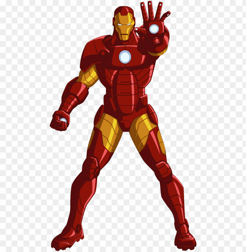 Iron Man clipart png free