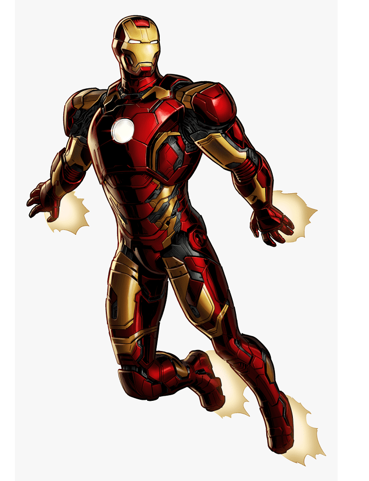 Iron Man clipart png image