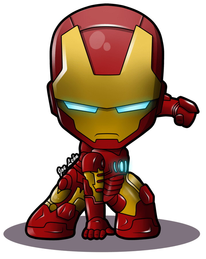 Iron Man clipart png picture