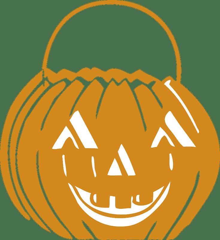 Jack O Lantern clipart free 9