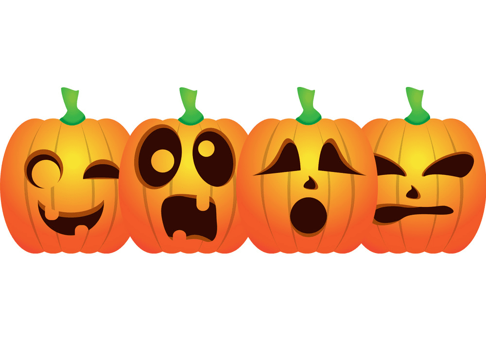 Jack O Lantern clipart picture