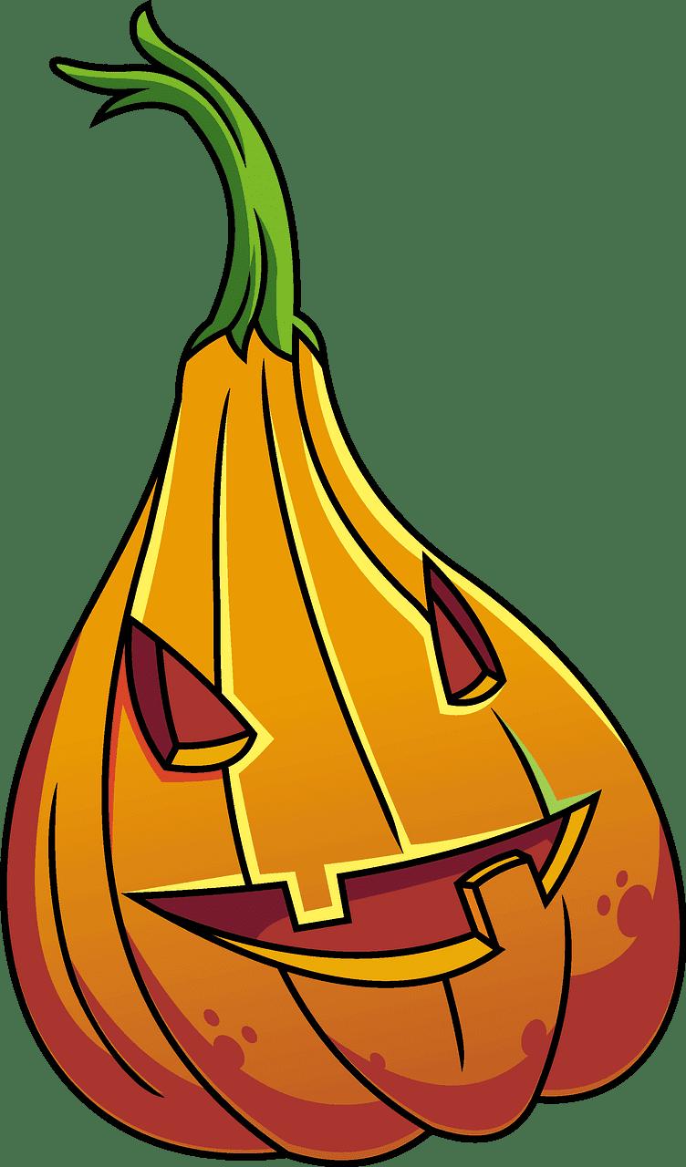 Jack O Lantern clipart transparent 16