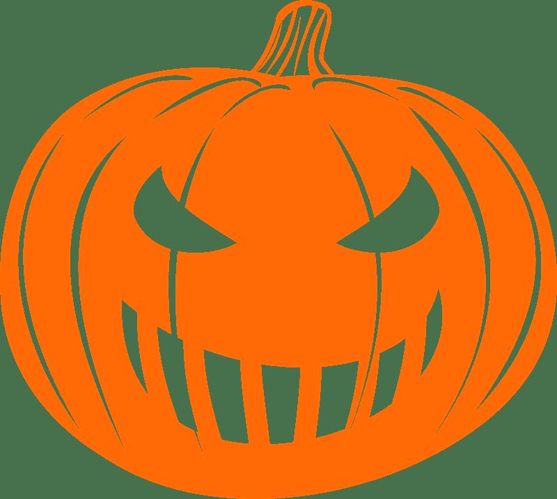 Jack O Lantern clipart transparent for free