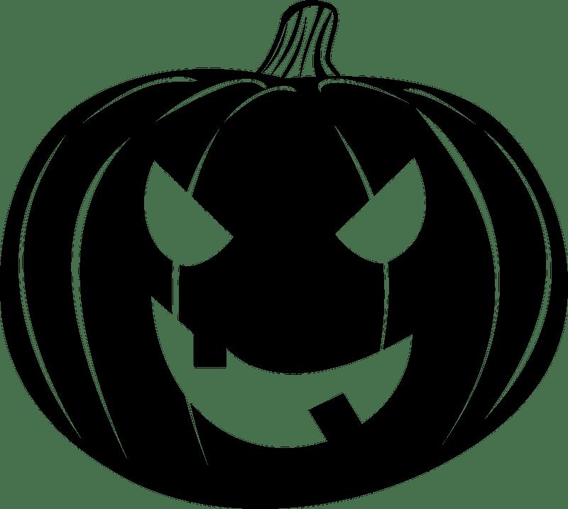 Jack O Lantern clipart transparent free
