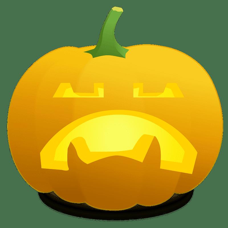 Jack O Lantern clipart transparent image